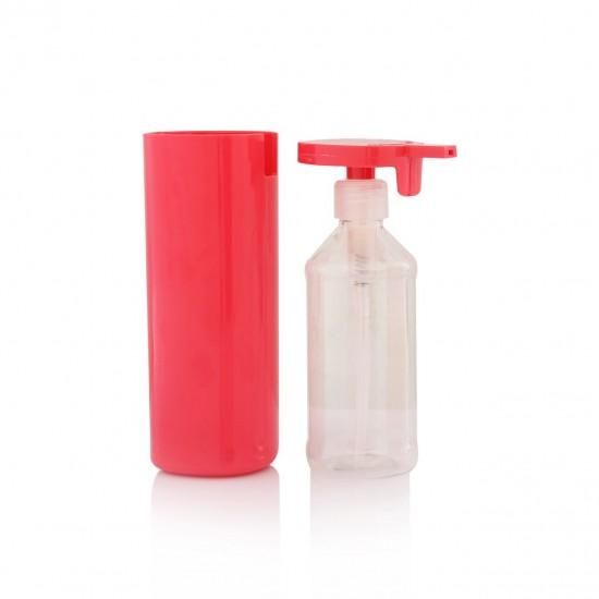 Fuşya Renk Sıvı Sabunluk