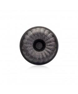 Mat Siyah 26 CM Dilimli Kek Kalıbı
