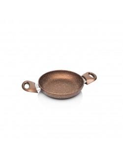 Bronz Renk 18 CM Granit Sahan