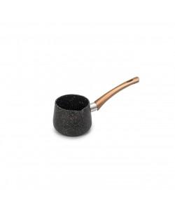 Mat Siyah Granit Küçük Boy Cezve