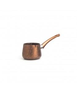 Bronz Renk Granit Küçük Boy Cezve