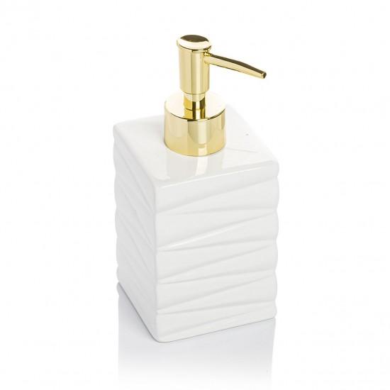 EWs 3 Parça Beyaz Banyo Seti